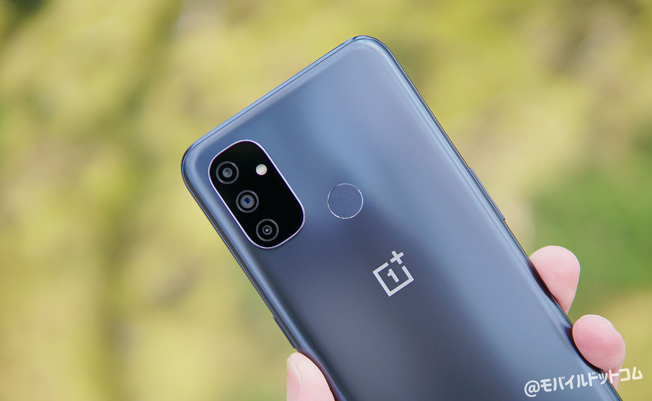 OnePlus Nord N100のデメリット(悪いところ)