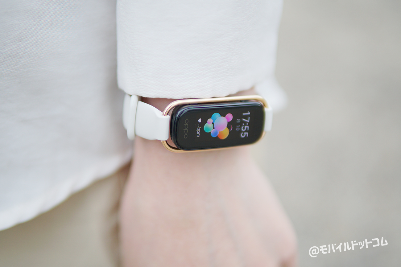 OPPO Band Styleの評価まとめ
