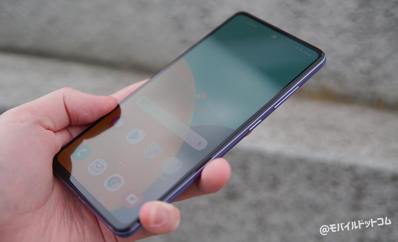 Galaxy A52 5Gのスペック解説