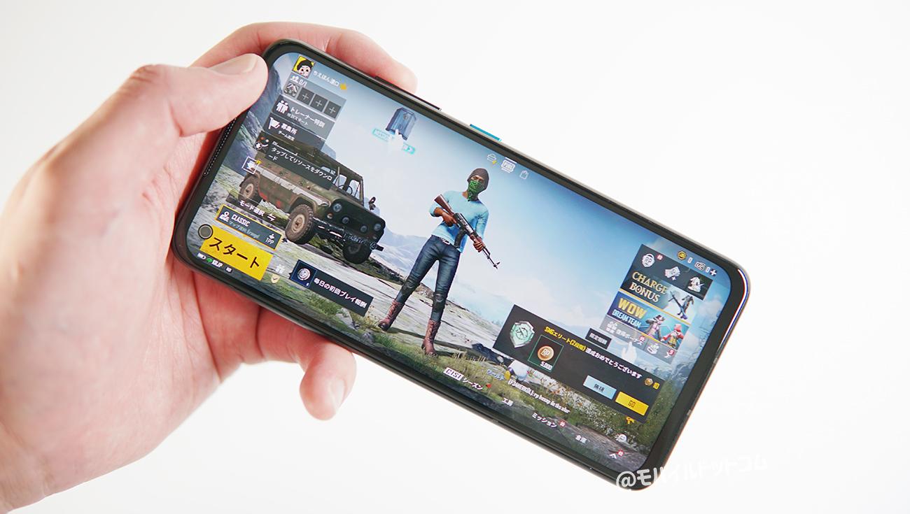 Zenfone 8のゲーム・アプリ動作をチェック