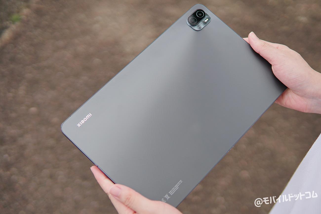 Xiaomi Pad 5のメリット(良いところ)
