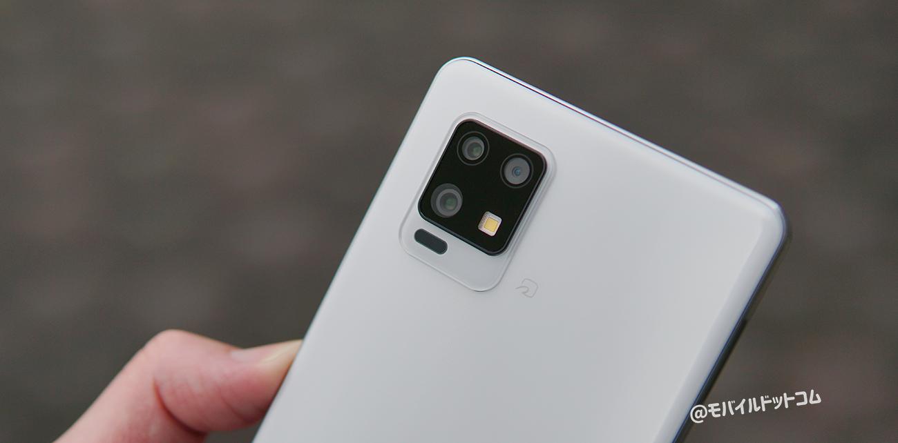 AQUOS zero6のカメラをレビュー